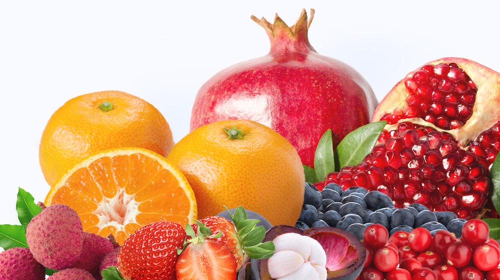 15種類のフルーツの恵みを1粒に凝縮