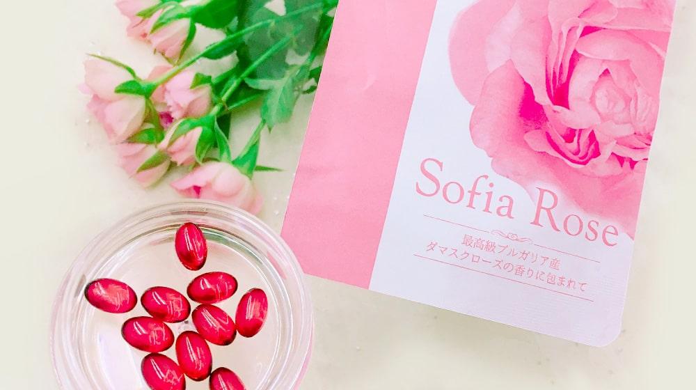 体からふわりと優しくバラが香る。香りの力で健やかな毎日を。